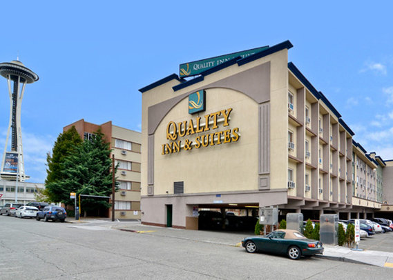 Quality Inn &amp; Suites Seattle Center