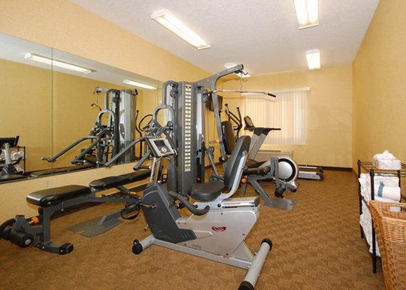 Comfort Suites Fitness-klub