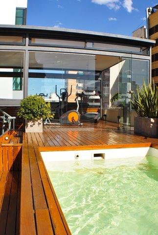 Azur Real Hotel Boutique - Gimnasio