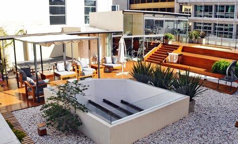 Azur Real Hotel Boutique - Terrazachica