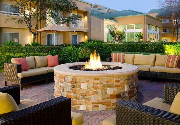 Hotel Courtyard San Mateo Foster City Sonstiges