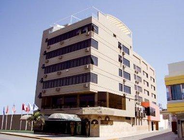 Ramada Hotel Costa del Sol Chiclayo Vista exterior