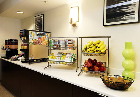 SpringHill Suites Anchorage Midtown - Breakfast Buffet