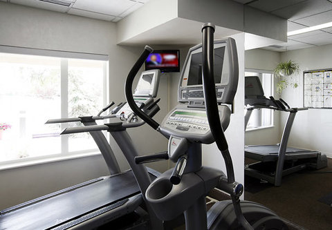SpringHill Suites Anchorage Midtown - Fitness Center