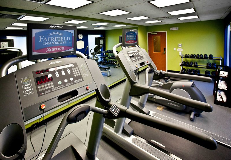 Fairfield Inn & Suites Venice Fitness club