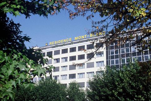 Adagio Geneve Mont Blanc - Exterior