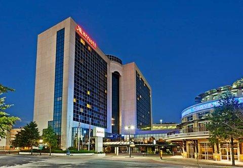 Chattanooga Marriott Downtown - Exterior