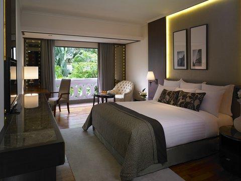 Anantara Bangkok Riverside Resort and Spa - Deluxe Premier Room