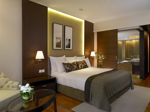Anantara Bangkok Riverside Resort and Spa - Deluxe Premier River View Room