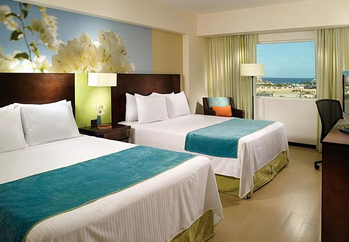 Fairfield Inn Los Cabos 客室