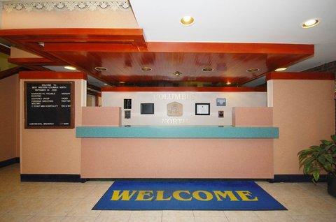 BEST WESTERN PLUS Columbus North - Hotel Lobby
