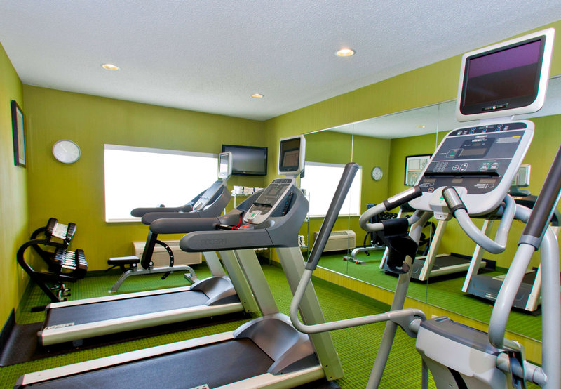 Fairfield Inn Joliet North Clube de fitness
