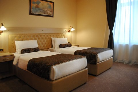 Belgrade City Hotel - Twin Room