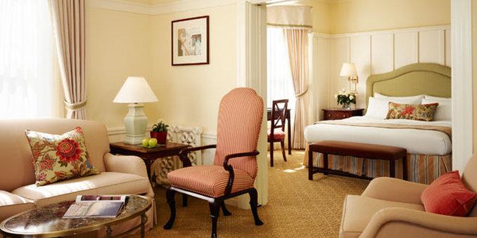 Drisco A Joie De Vivre Hotel San Francisco Hotels - San Francisco, CA