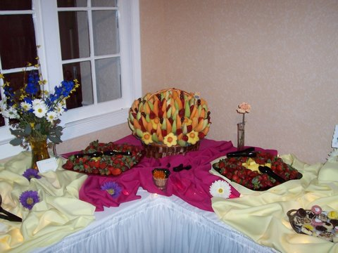 BEST WESTERN PLUS Longbranch Hotel & Convention Center - Banquet display