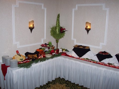 BEST WESTERN PLUS Longbranch Hotel & Convention Center - Banquet Food Display