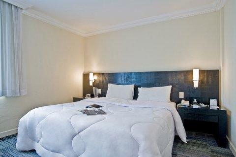 Rockefeller Slaviero Conceptual Hotel - Slaviero Rockefeller Luxo Casal