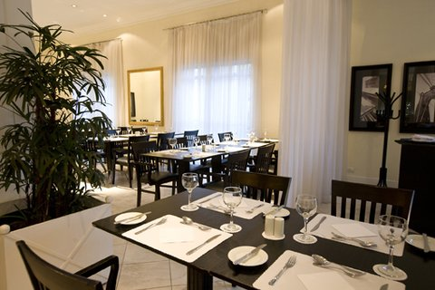Rockefeller Slaviero Conceptual Hotel - Slaviero Rockefeller Restaurante