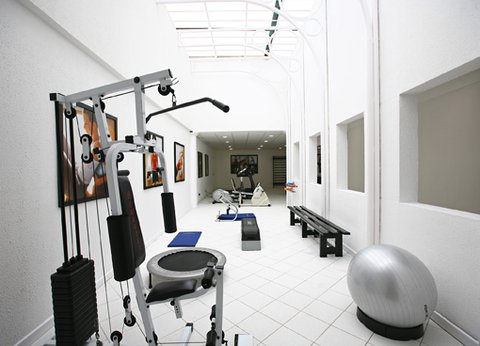 Rockefeller Slaviero Conceptual Hotel - Slaviero Rockefeller Fitness