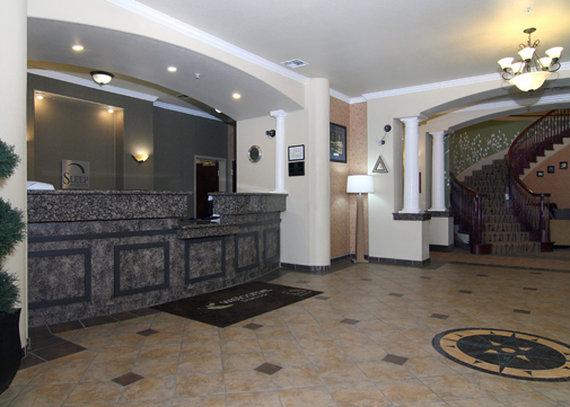 Sleep Inn & Suites - Shamrock, TX