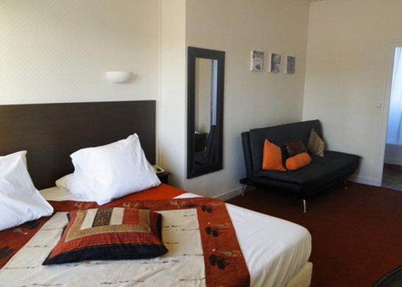 COMFORT Hotel de l'Europe - Saint Nazaire Suite