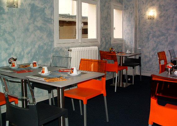 COMFORT Hotel de l'Europe - Saint Nazaire Gastronomie