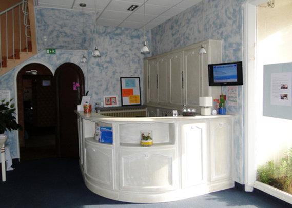 COMFORT Hotel de l'Europe - Saint Nazaire Lobby