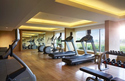Vivanta by Taj Surya - Gym