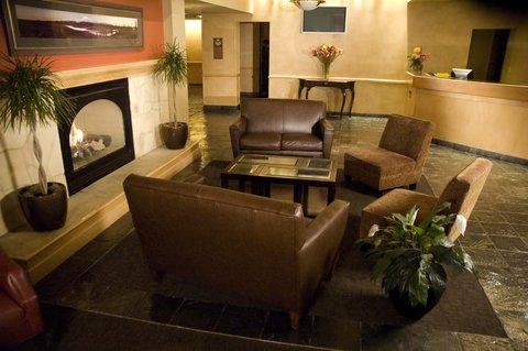 Westmark Anchorage Hotel - Anchorage Lobby