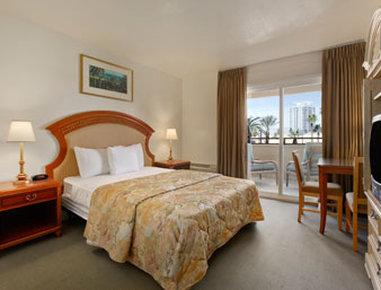 Super 8 Las Vegas Billede af værelser