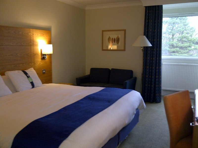Holiday Inn WAKEFIELD M1, JCT.40 View of room