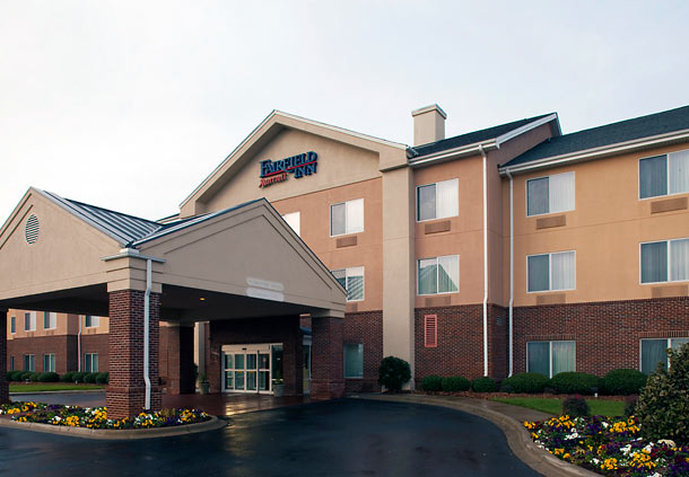 FAIRFIELD INN MOORESV MARRIOTT