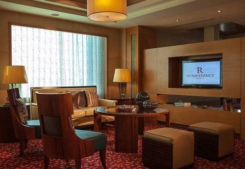 Renaissance Hotel Suzhou - Club Lounge