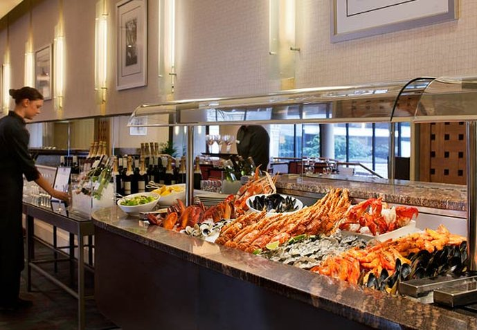 Marriott Sydney Harbour Gastronomi