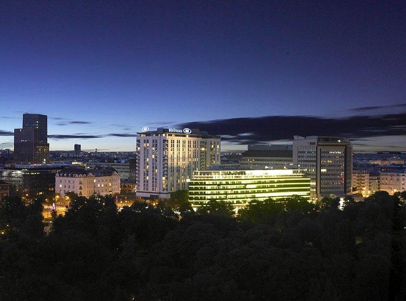 Hilton Vienna 外観