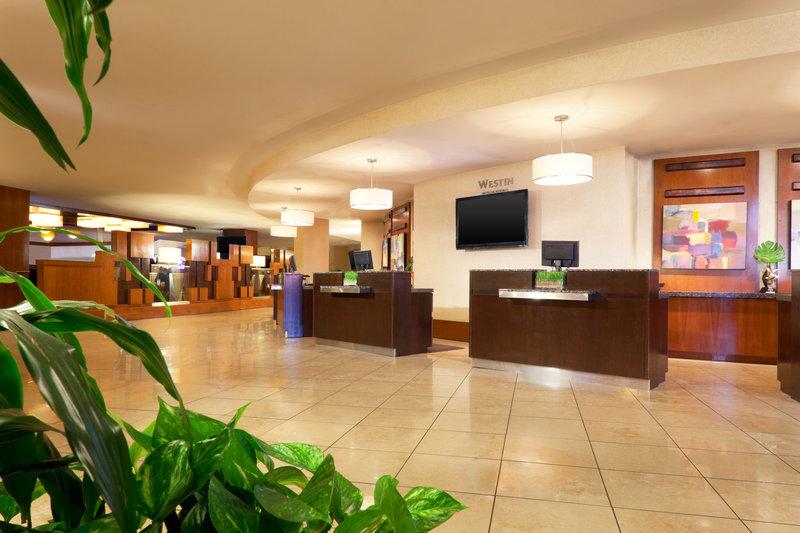 The Westin Casuarina Las Vegas Hotel, Casino & Spa Lobby