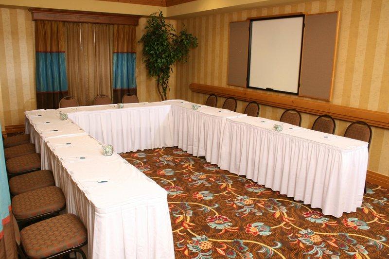 Homewood Suites by Hilton Albuquerque Uptown Sala de conferências