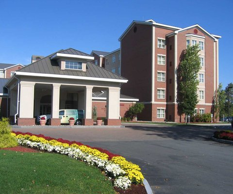 Homewood Suites by Hilton Albany Hotel - Exterior Image