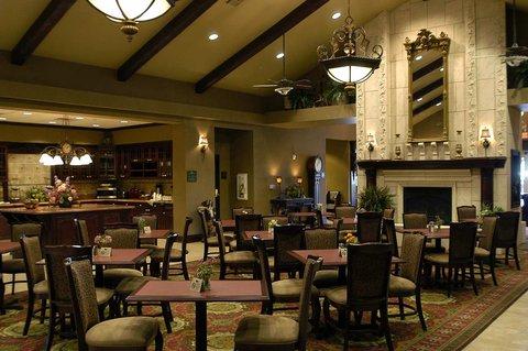 Homewood Suites by Hilton Amarillo - Breakfast Area Lodge