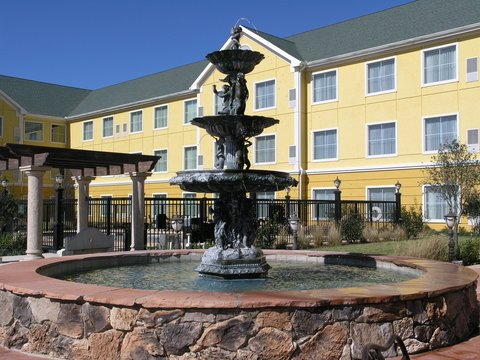 Homewood Suites by Hilton Amarillo - Ornate Garden Fountain