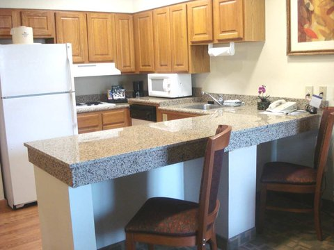 Homewood Suites by Hilton Brownsville - Suite Kitchen