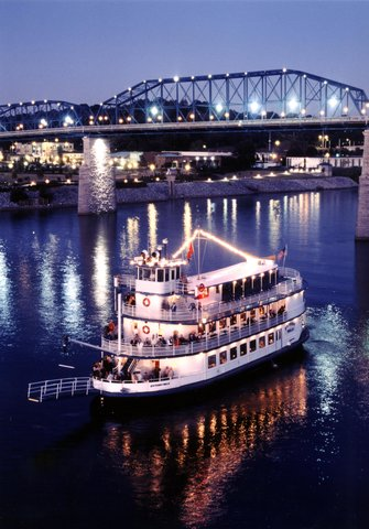 Homewood Suites Chattanooga - Southern Belle Riverboat