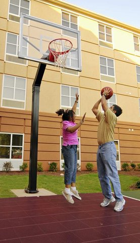 Homewood Suites by Hilton Greenville - Sports Court