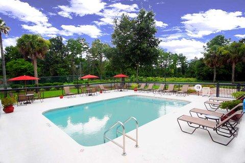 Hampton Inn Gainesville FL - Outdoor Pool