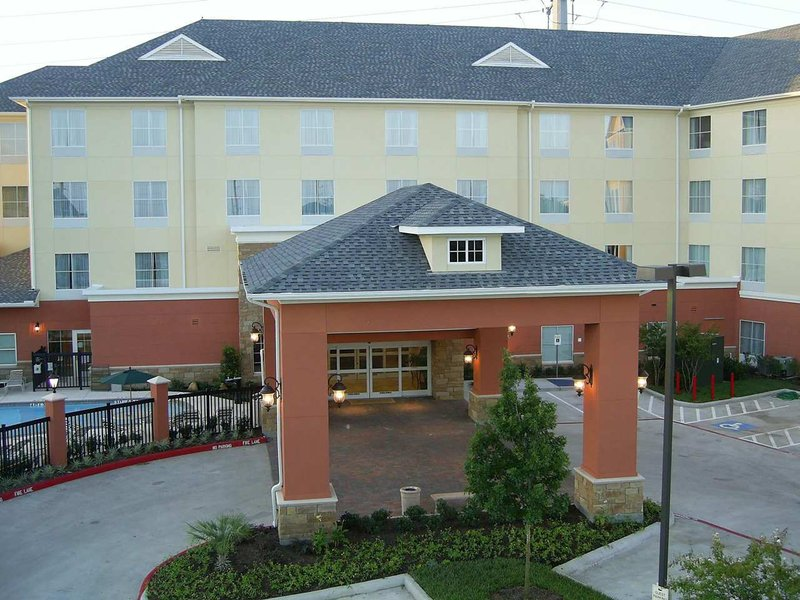 Homewood Suites by Hilton Houston-Stafford Set udefra