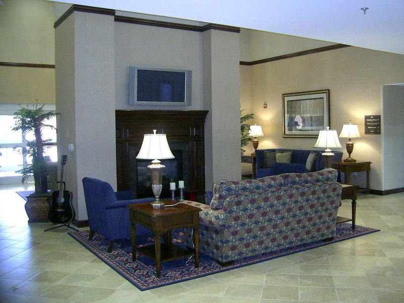 Homewood Suites by Hilton Houston-Stafford Lobby