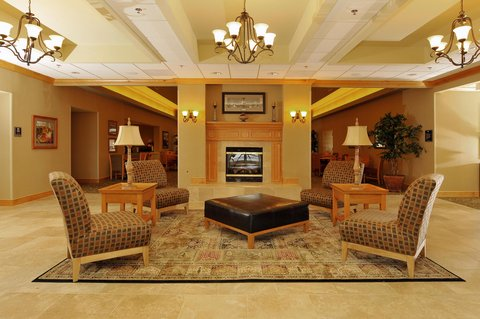 Homewood Suites by Hilton Greenville - Lobby