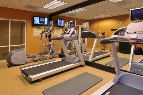 Homewood Suites by Hilton Greenville - Fitness Center