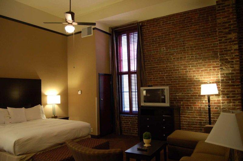 Homewood Suites by Hilton Indianapolis-Downtown Huonenäkymä