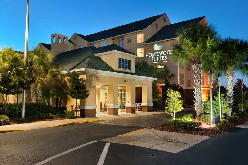 Homewood Suites by Hilton Orlando-Nearest to Univ Studios Außenansicht